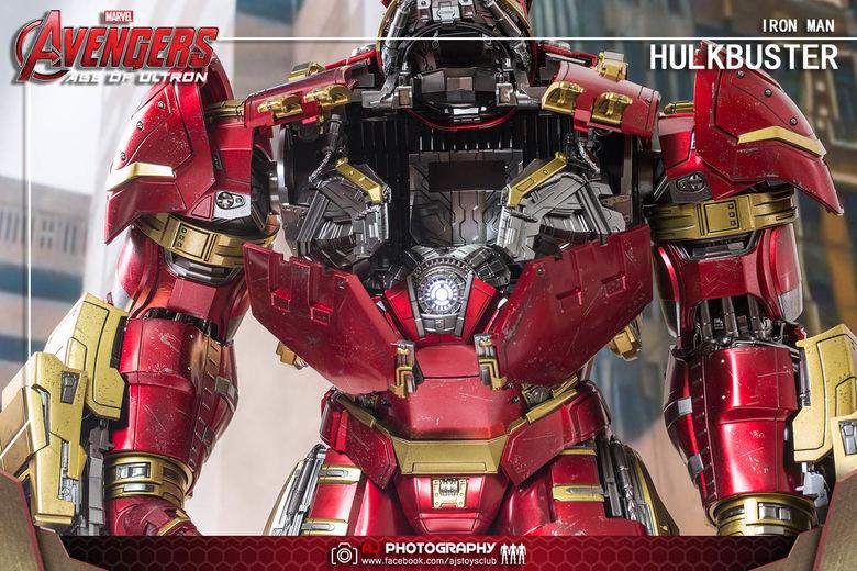 Avengers Age of Ultron - HulkBuster JackHammer Mark 44 1/6 (Hot Toys) 03413810