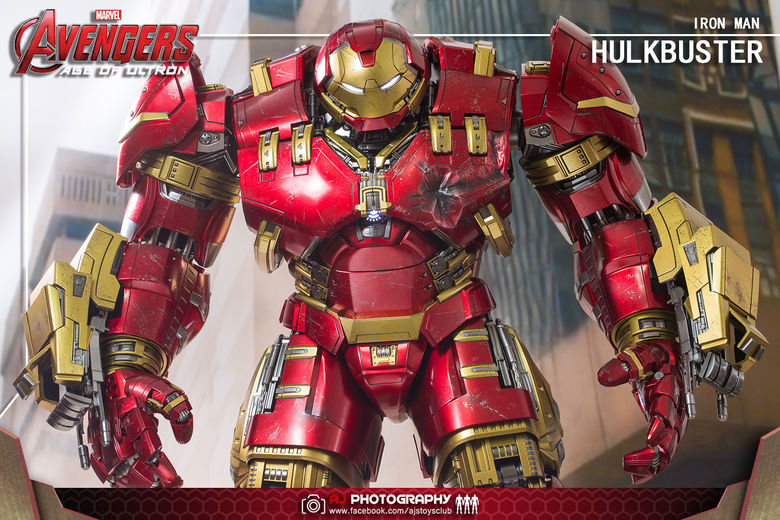 Avengers Age of Ultron - HulkBuster JackHammer Mark 44 1/6 (Hot Toys) 03413910