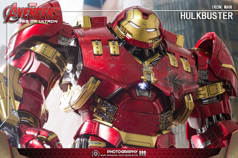 Avengers Age of Ultron - HulkBuster JackHammer Mark 44 1/6 (Hot Toys) 03414010