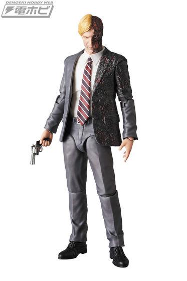 Batman The Dark Knight : Harvey Dent Mafex (Medicom Toys) 09222812