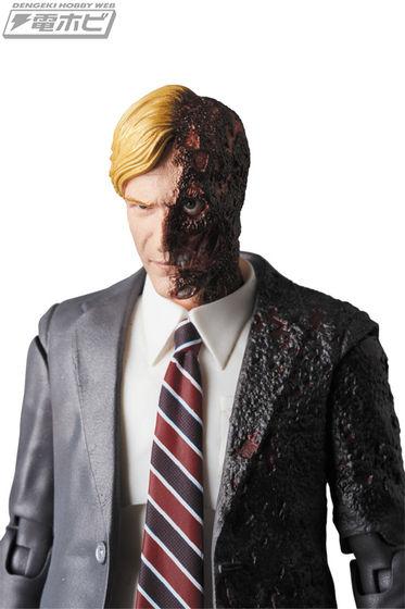 Batman The Dark Knight : Harvey Dent Mafex (Medicom Toys) 09222813