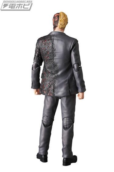Batman The Dark Knight : Harvey Dent Mafex (Medicom Toys) 09222814
