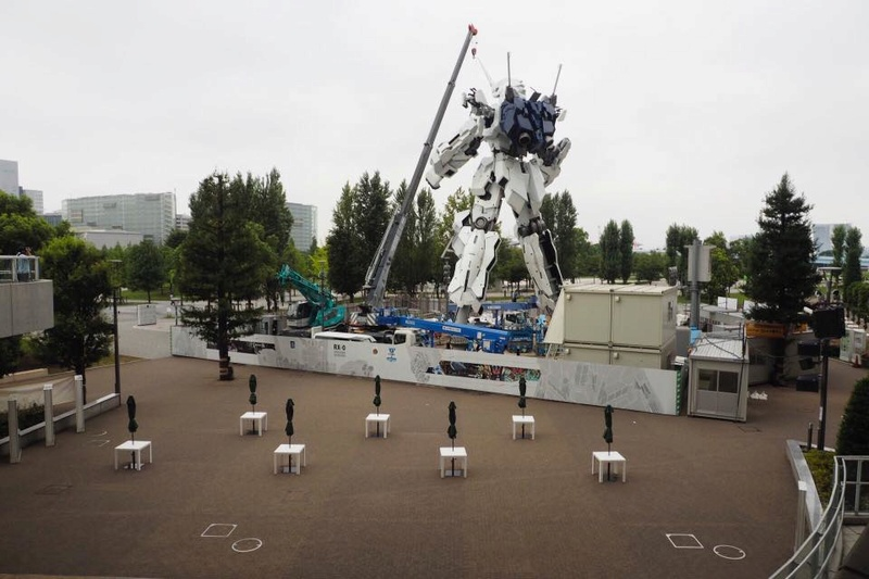 1/1 UNICORN GUNDAM 2017 (Exposition) 09233010