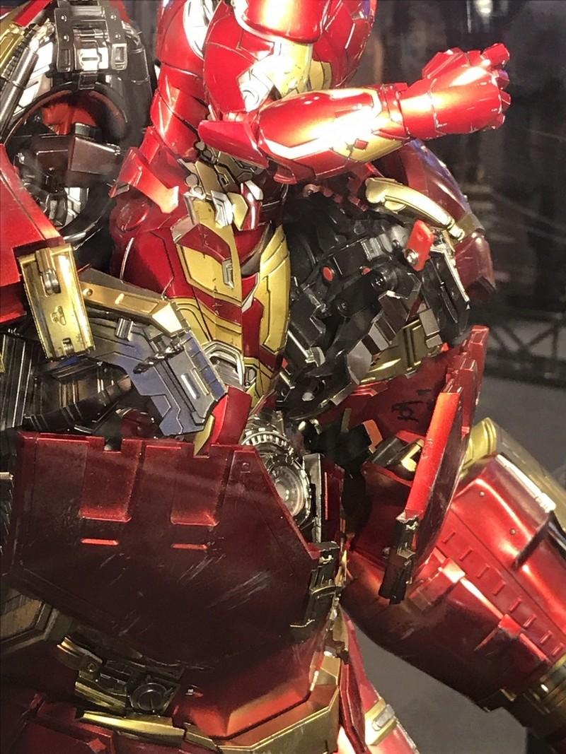 Avengers Age of Ultron - HulkBuster JackHammer Mark 44 1/6 (Hot Toys) 0njgdb10