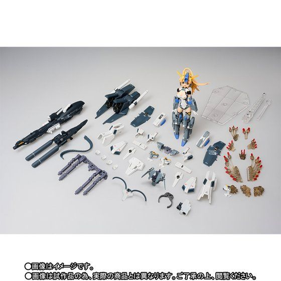 Gundam Fix Figuration AGP (Armor Girls Project) - Page 3 10001391