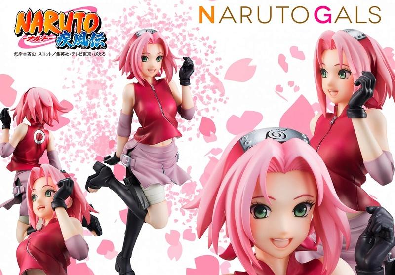 Naruto Gals 10220110
