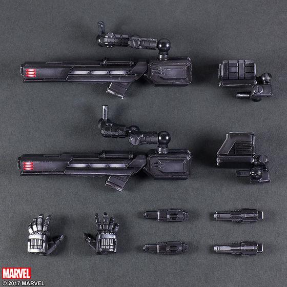 War Machine - Variant Playarts - Marvel Universe (Play Arts) 10234810