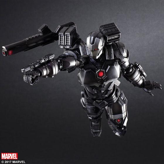 War Machine - Variant Playarts - Marvel Universe (Play Arts) 10234811