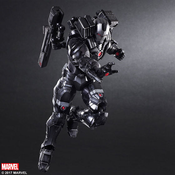 War Machine - Variant Playarts - Marvel Universe (Play Arts) 10234812
