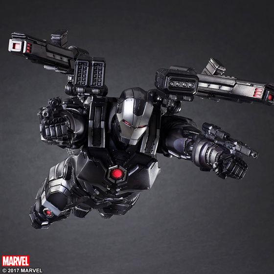 War Machine - Variant Playarts - Marvel Universe (Play Arts) 10234814