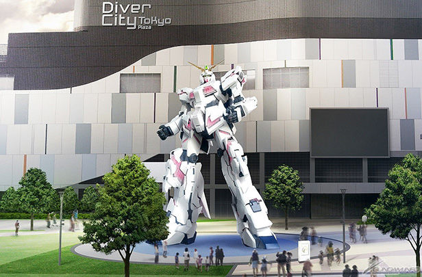 1/1 UNICORN GUNDAM 2017 (Exposition) 10403010
