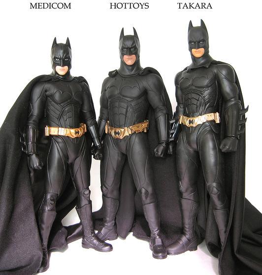 Batman Begins 1/4 (Hot Toys) 11071510
