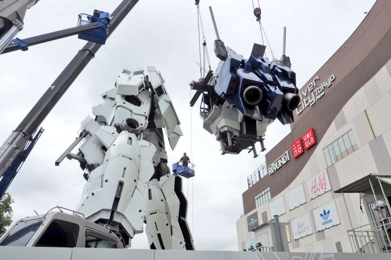 1/1 UNICORN GUNDAM 2017 (Exposition) 12262811
