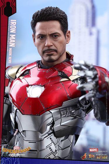Spider-Man Homecoming - Iron Man Mark XLVII Diecast 1/6 (Hot toys) 14554610