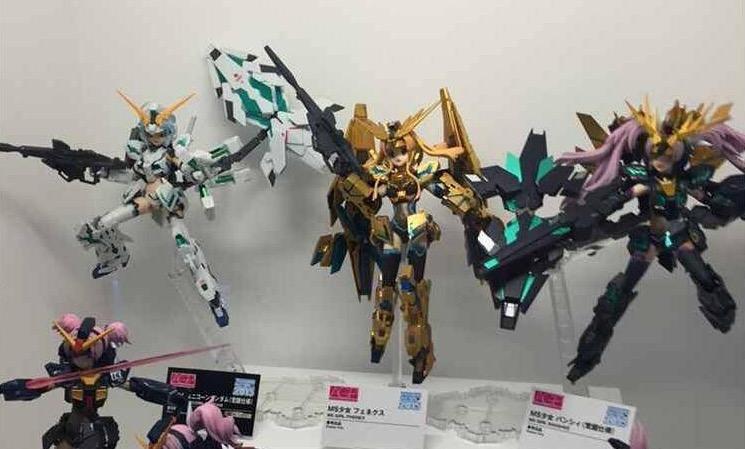 Gundam Fix Figuration AGP (Armor Girls Project) - Page 2 14985810