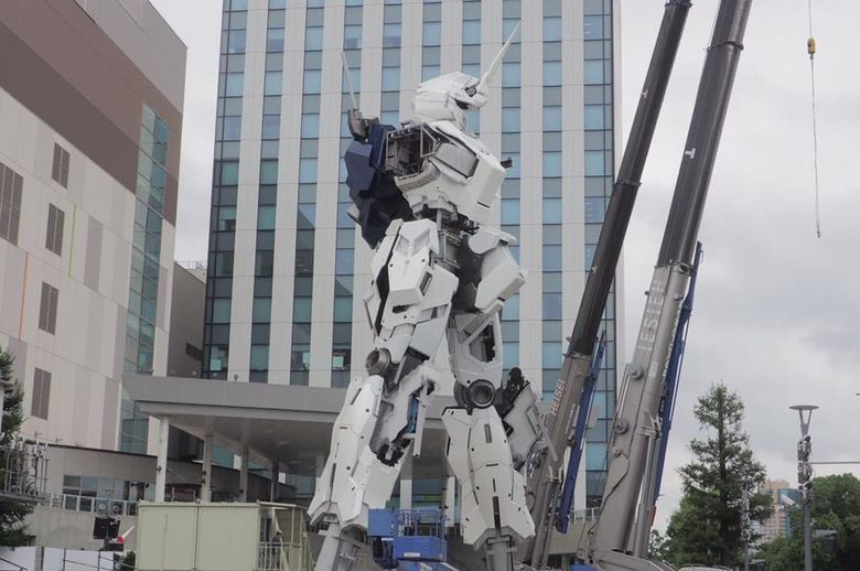 1/1 UNICORN GUNDAM 2017 (Exposition) 15024510