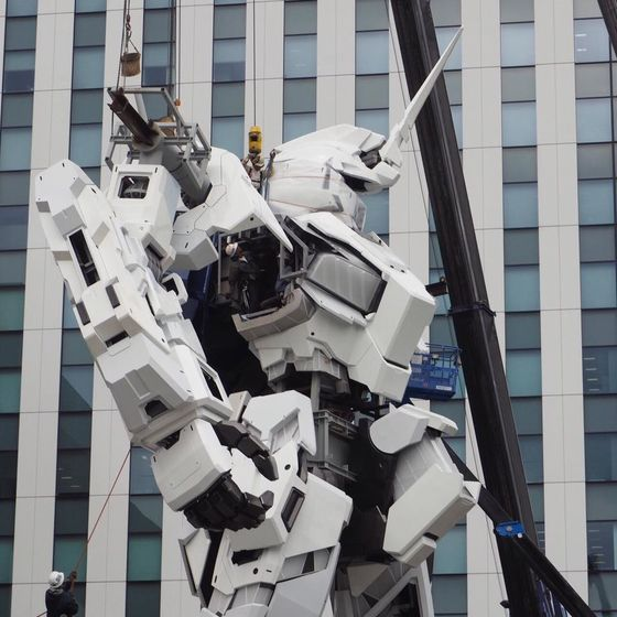 1/1 UNICORN GUNDAM 2017 (Exposition) 15024810