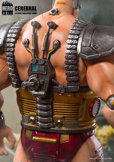 Teenage Mutant Ninja Turtles -  Cerebral Krang (Boss) 1/6 (HeroClub) 15112613