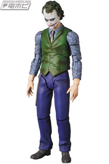 Batman The Dark Knight : Joker Ver.2.0 Mafex (Medicom Toys) 16555010