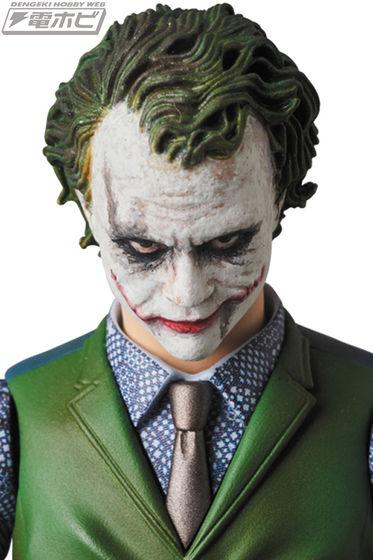 Batman The Dark Knight : Joker Ver.2.0 Mafex (Medicom Toys) 16555011