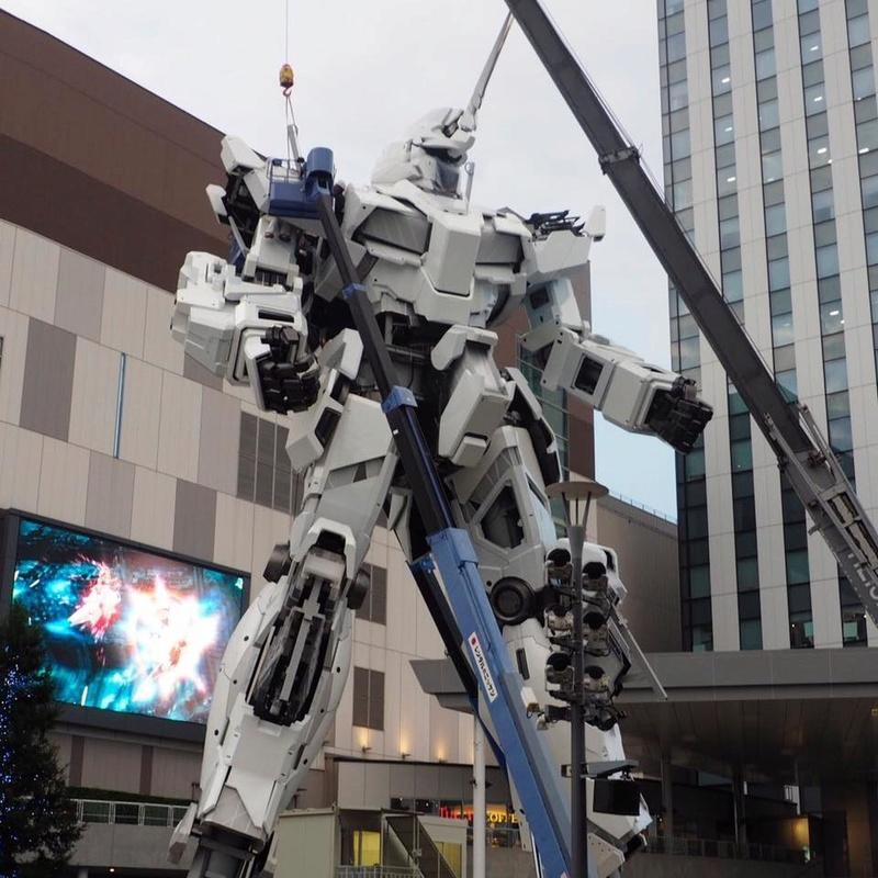 1/1 UNICORN GUNDAM 2017 (Exposition) 19133710