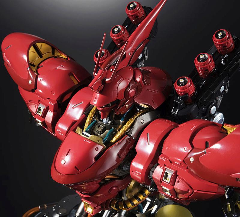 Nu Gundam Bust Display (Formania EX / Bandai) - Page 2 1fab2a10
