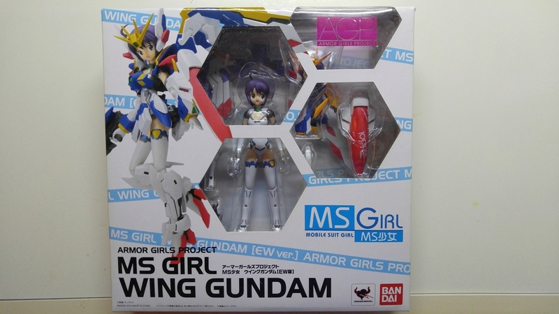 Gundam Fix Figuration AGP (Armor Girls Project) - Page 2 20170610