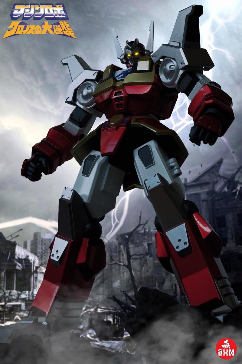 La Revanche des Gobots (Machine Robo Kronos no Daigyakushû) Metamor Force - Page 2 20287110