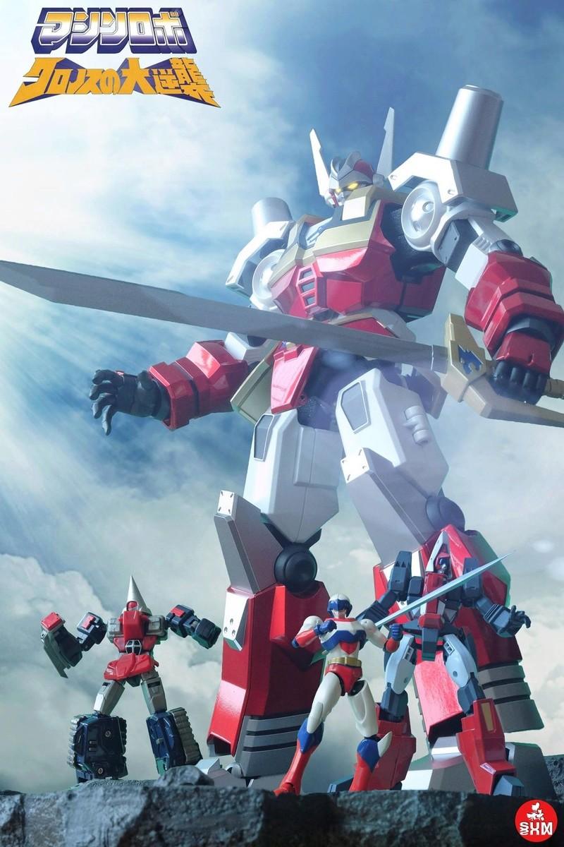 La Revanche des Gobots (Machine Robo Kronos no Daigyakushû) Metamor Force - Page 2 20617110