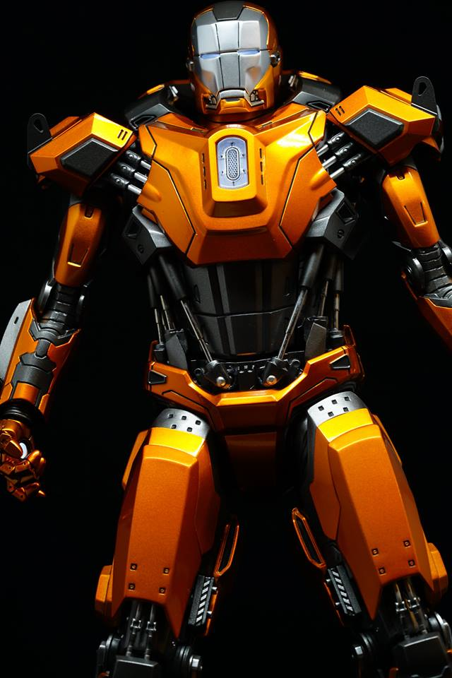 Iron Man 3 - Mark XXXVI/Mark 36 : Peacemaker 1/9 Diecast (King Arts) 20994010