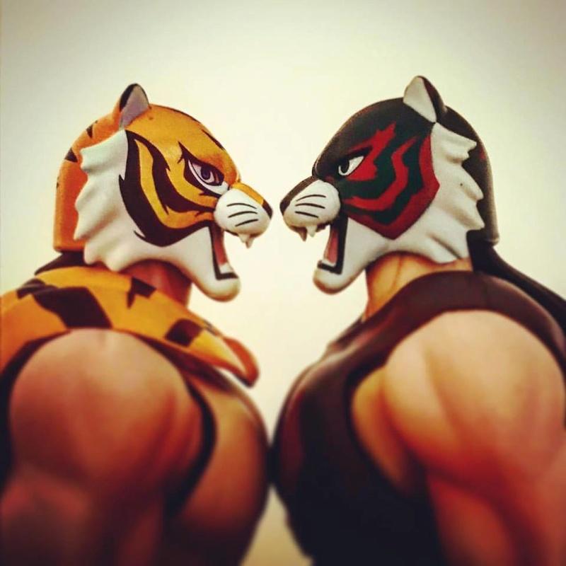Tiger Mask タイガーマスク (Bandai) 21078611