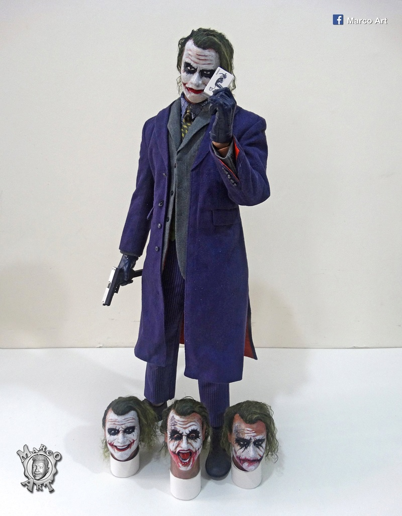 Batman / Joker - The Dark Night 1/4 (Hot Toys) 21246510