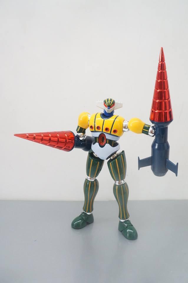 Kotetsu Jeeg (Evolution Toy) 21272110