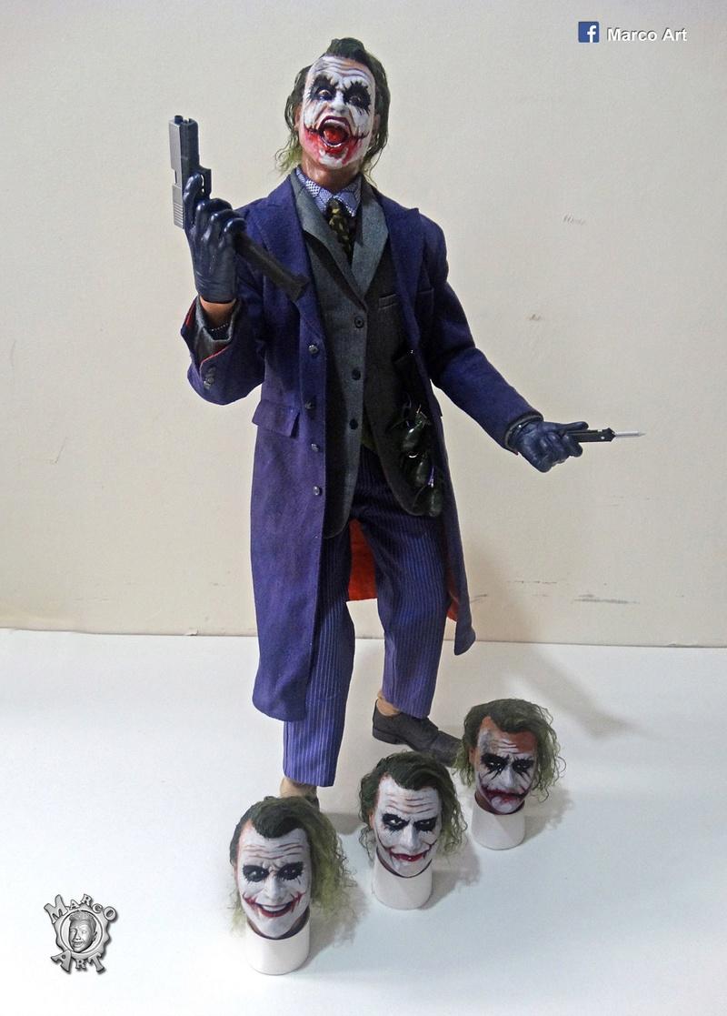 Batman / Joker - The Dark Night 1/4 (Hot Toys) 21272910