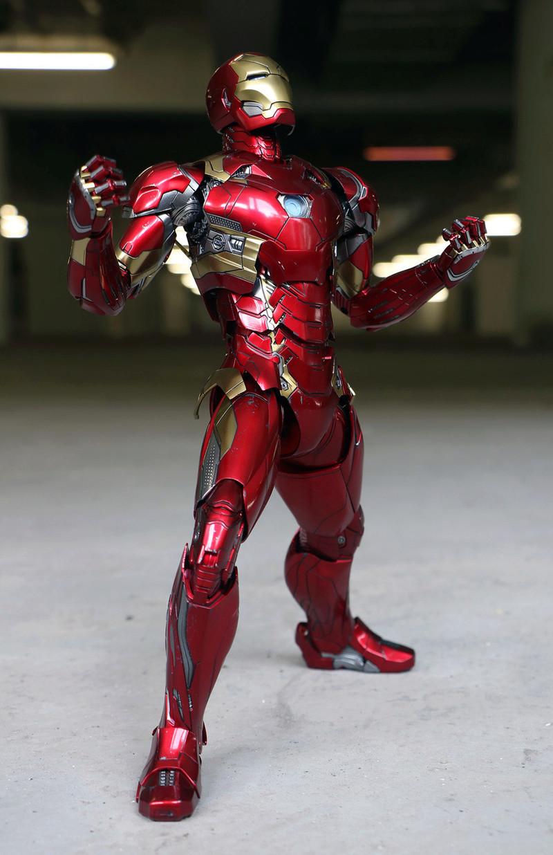 Iron Man Mark XLVI (46) 1/6 - Captain America : Civil War (Hot Toys) 21273210