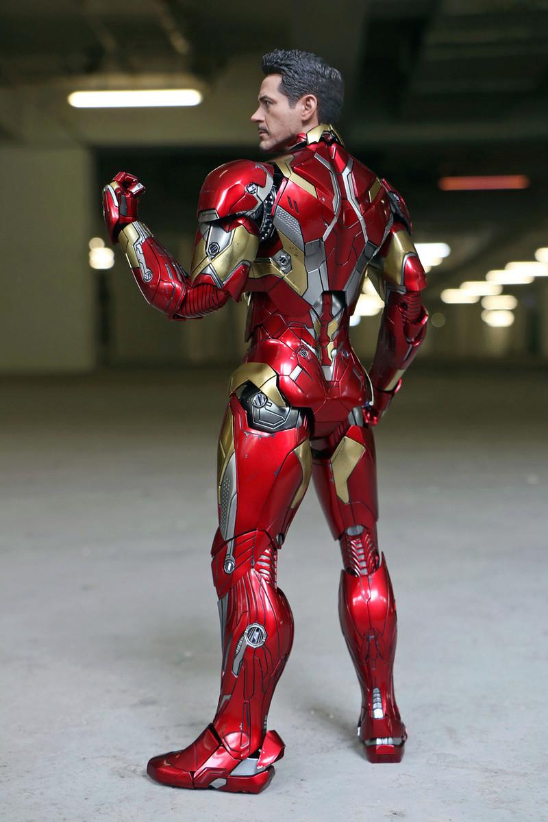 Iron Man Mark XLVI (46) 1/6 - Captain America : Civil War (Hot Toys) 21273410