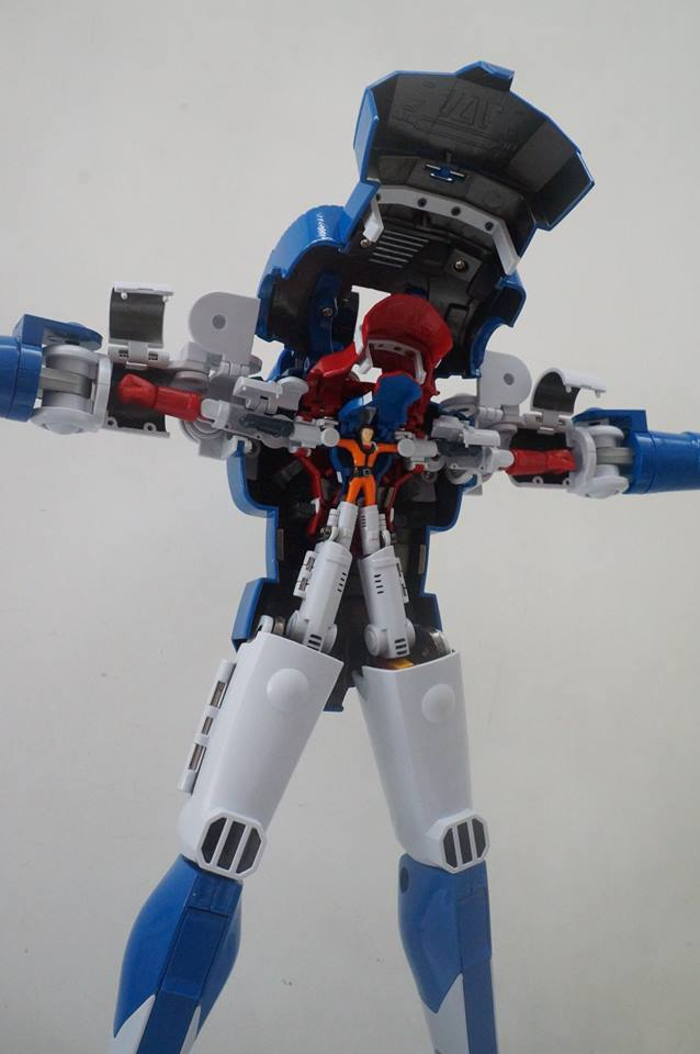 Gordian Warrior (闘士ゴーディアン Tōshi Gōdian) (Marusan Toys) 21314410