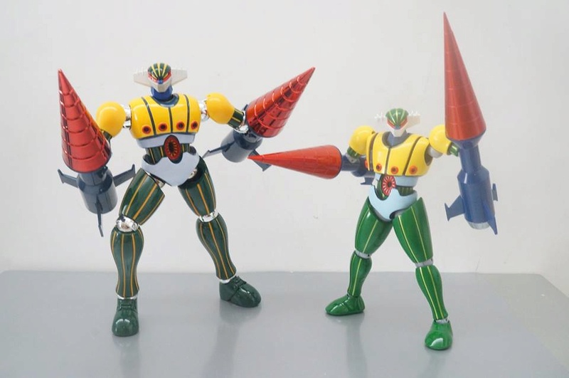 Kotetsu Jeeg (Evolution Toy) 21314810