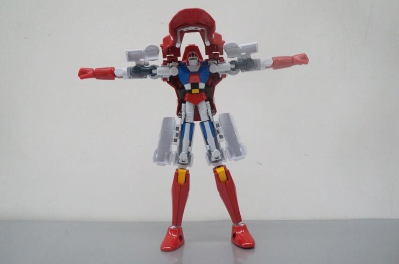 Gordian Warrior (闘士ゴーディアン Tōshi Gōdian) (Marusan Toys) 21316010