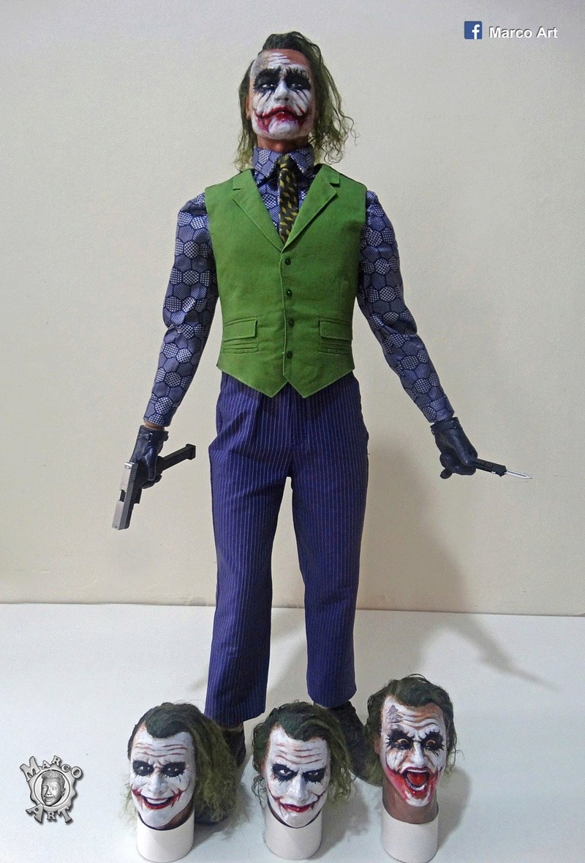 Batman / Joker - The Dark Night 1/4 (Hot Toys) 21316310
