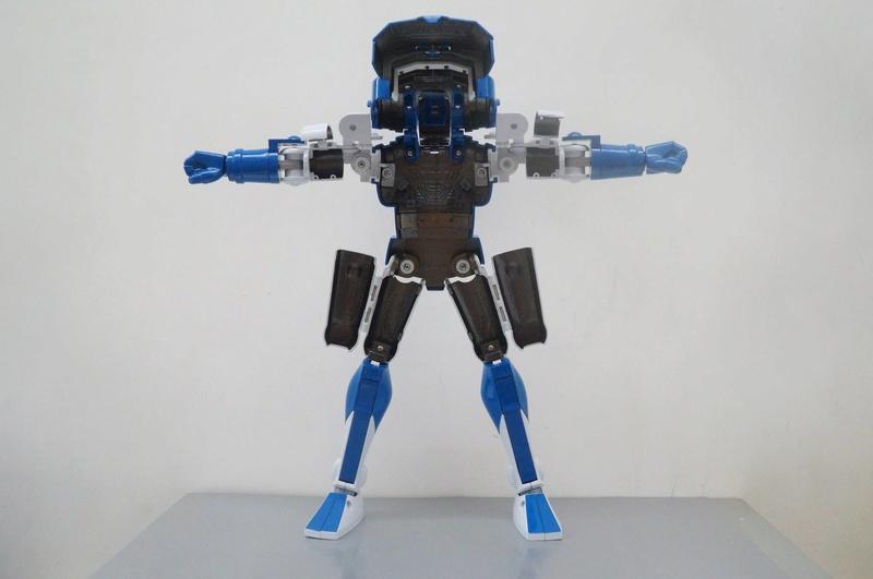 Gordian Warrior (闘士ゴーディアン Tōshi Gōdian) (Marusan Toys) 21316510