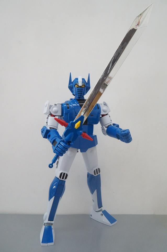 Gordian Warrior (闘士ゴーディアン Tōshi Gōdian) (Marusan Toys) 21317410