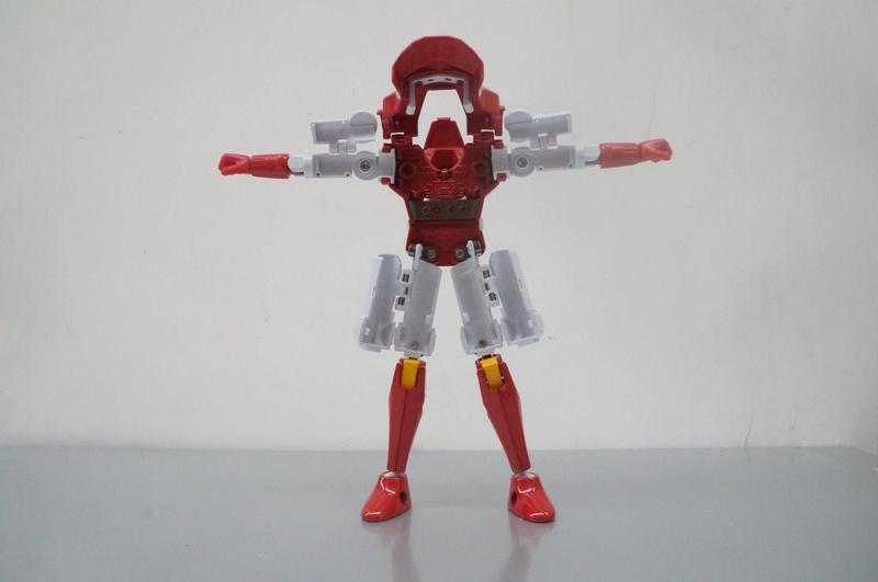 Gordian Warrior (闘士ゴーディアン Tōshi Gōdian) (Marusan Toys) 21319010