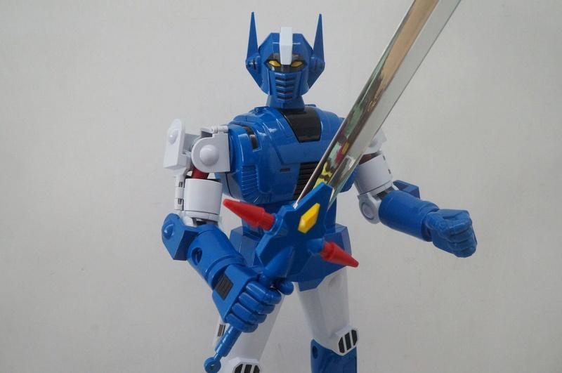Gordian Warrior (闘士ゴーディアン Tōshi Gōdian) (Marusan Toys) 21368810