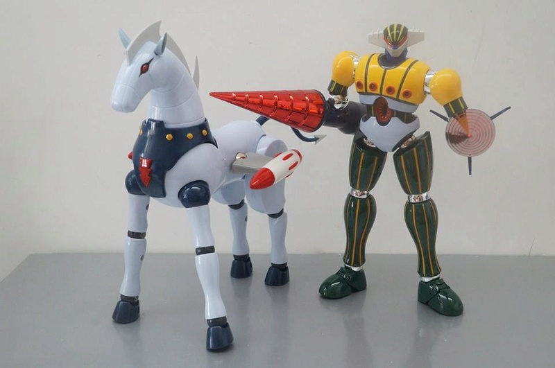 Kotetsu Jeeg (Evolution Toy) 21369210