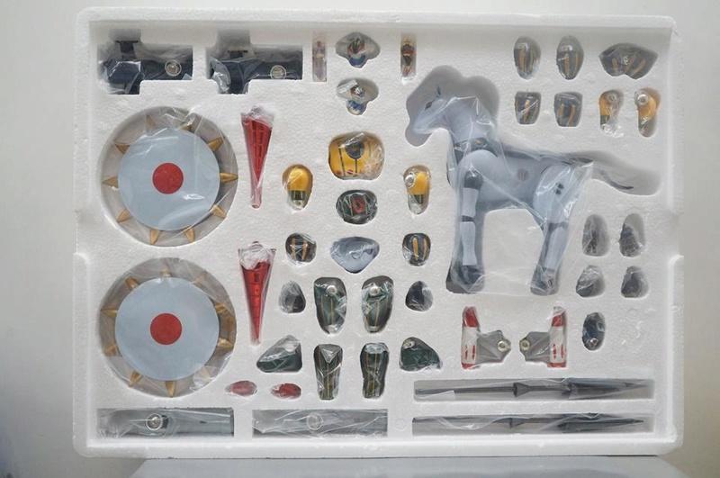 Kotetsu Jeeg (Evolution Toy) 21369310