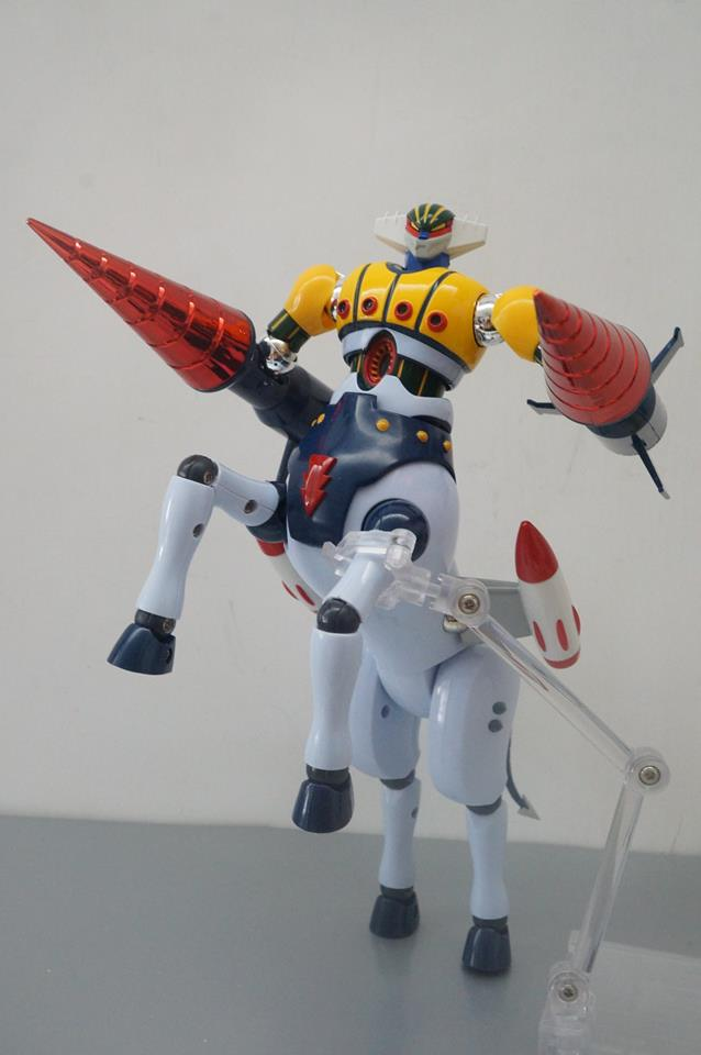 Kotetsu Jeeg (Evolution Toy) 21371310