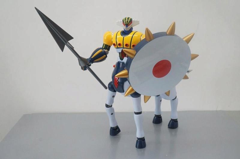 Kotetsu Jeeg (Evolution Toy) 21430210