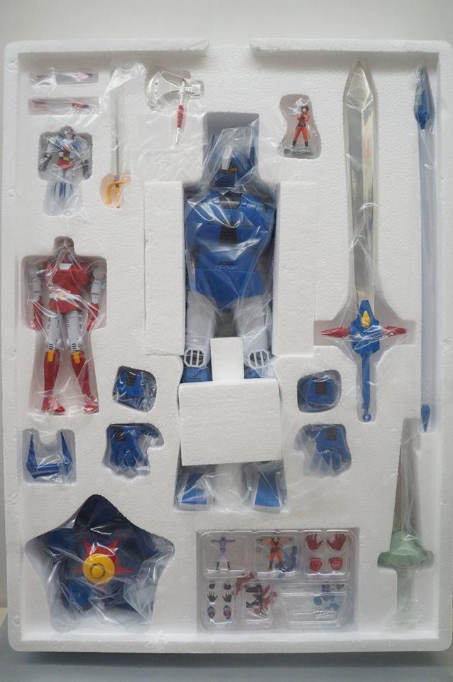 Gordian Warrior (闘士ゴーディアン Tōshi Gōdian) (Marusan Toys) 21430410