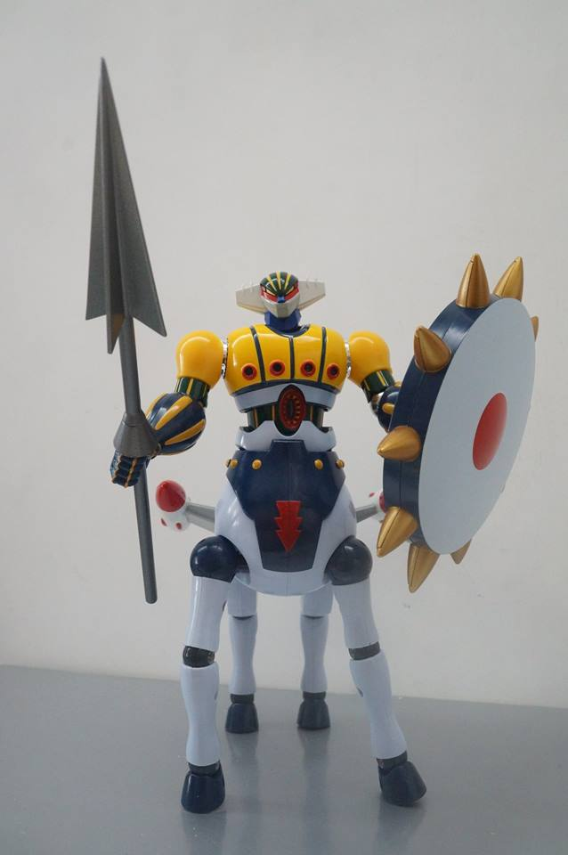 Kotetsu Jeeg (Evolution Toy) 21462510
